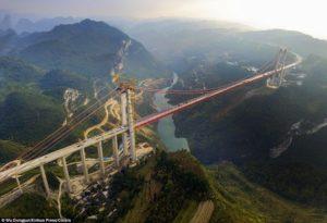 ponte mais alta do mundo