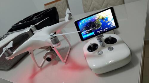 Serviços com Drone
